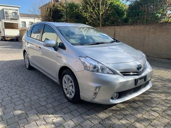 2014 TOYOTA PRIUS PLUS 1.8 Auto Hybrid Petrol 7 Seater MPV £14495.00