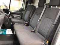 USED 2014 14 FORD TRANSIT CUSTOM 2.2 290 TREND L2 H1 LWB 100 BHP AIR CON