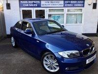 2011 BMW 1 SERIES 2.0 118D M SPORT 2d 141 BHP £8495.00