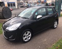 USED 2012 CITROEN C3 1.4 BLACK 5d 72 BHP SPACIOUS FAMILY CAR::