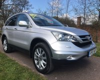 USED 2010 10 HONDA CR-V 2.2 I-DTEC ES 5d 148 BHP VERY SPACIOUS: