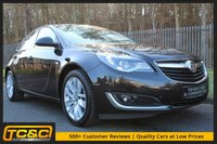 USED 2016 16 VAUXHALL INSIGNIA 1.8 SRI NAV 5d 138 BHP A NICE LOW MILEAGE, LOW OWNER EXAMPLE WITH FULL SERVICE HISTORY!!!