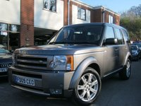 USED 2009 09 LAND ROVER DISCOVERY 2.7 3 TDV6 GS 5d AUTO 188 BHP