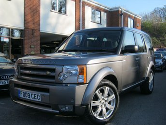 2009 LAND ROVER DISCOVERY 2.7 3 TDV6 GS 5d AUTO 188 BHP £10995.00