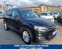 USED 2015 15 VOLKSWAGEN TIGUAN MATCH TDI BLUEMOTION TECHNOLOGY
