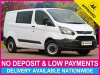 USED 2015 15 FORD TRANSIT CUSTOM 2.2 TDCI 6 SEAT COMBI VAN 290 L1H1 WITH AIR CON 6 SEATS PLYWOOD-LINED AIR CONDITIONING SLIDING DOOR