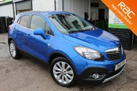 USED 2016 16 VAUXHALL MOKKA 1.4 SE S/S 5d 138 BHP VIEW AND RESERVE ONLINE OR CALL 01527-853940 FOR MORE INFO.