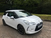 2010 CITROEN DS3 1.6 HDI BLACK AND WHITE 3d 90 BHP £4475.00