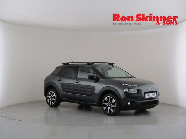 View our 2017 17 CITROEN C4 CACTUS 1.2 PURETECH FLAIR 5d 80 BHP