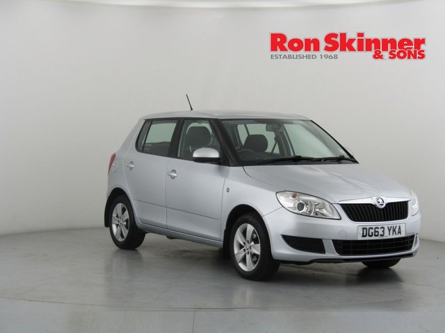 View our 2013 63 SKODA FABIA 1.2 SE 12V 5d 68 BHP with rear parking sensor