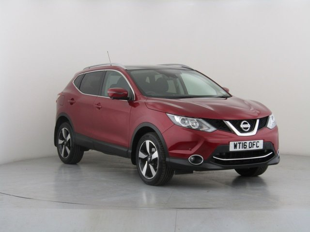 View our 2016 16 NISSAN QASHQAI 1.5 DCI N-TEC PLUS 5d 108 BHP