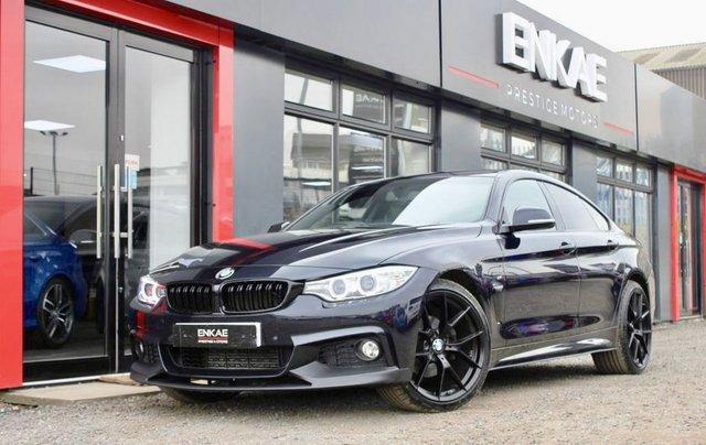 2016 16 BMW 4 SERIES 2.0 420D XDRIVE M SPORT GRAN COUPE 4d AUTO 188 BHP