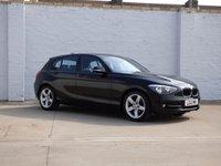 2012 BMW 1 SERIES 2.0 118D SPORT 5d 141 BHP £7250.00