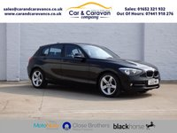 USED 2012 12 BMW 1 SERIES 2.0 118D SPORT 5d 141 BHP Service History A/C Bluetooth Buy Now, Pay Later Finance!