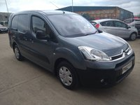 USED 2012 62 CITROEN BERLINGO 1.6 750 LX L2 AIRDREAM E-HDI 1d 89 BHP
