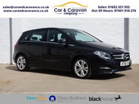 USED 2016 16 MERCEDES-BENZ B CLASS 1.5 B 180 D SPORT EXECUTIVE 5d AUTO 107 BHP Full Mercedes History HugeSpec Buy Now, Pay Later Finance!