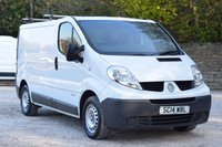 2014 RENAULT TRAFIC 2.0 SL27 SPORT DCI S/R P/V 1d 115 BHP £5950.00
