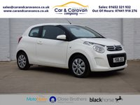 USED 2016 16 CITROEN C1 1.0 FEEL 3d 68 BHP One Owner Full Service History Buy Now, Pay Later Finance!