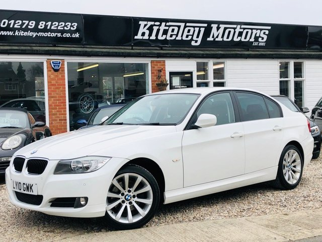 2010 10 BMW 3 SERIES 320d SE Saloon