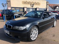 USED 2005 05 BMW 3 SERIES 3.0 330CI SPORT 2d 228 BHP