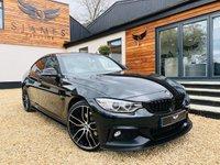 2015 BMW 4 SERIES 3.0 430D XDRIVE M SPORT GRAN COUPE 4d AUTO 255 BHP £21490.00