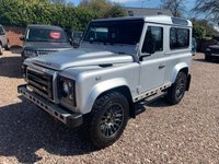 2013 LAND ROVER DEFENDER 2.2 TD XS STATION WAGON 3d 122 BHP £45000.00