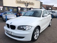 2011 BMW 1 SERIES 2.0 118D SE 5d 141 BHP £SOLD