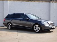 2011 MERCEDES-BENZ E CLASS 2.1 E250 CDI BLUEEFFICIENCY AVANTGARDE 5d AUTO 204 BHP £7980.00