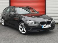 USED 2015 65 BMW 3 SERIES 2.0 318D SE TOURING 5d AUTO 148 BHP