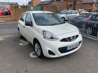 USED 2016 16 NISSAN MICRA 1.2 VIBE 5d 79 BHP ONLY 11353 MILES FROM NEW, CHEAP TO RUN , LOW CO2 EMISSIONS. GOOD FUEL ECONOMY AND EXCELLENT SPEC INCLUDING AUXILIARY INPUT AND ELECTRIC FRONT WINDOWS!