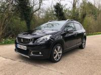 USED 2016 66 PEUGEOT 2008 1.6 BlueHDi Allure SUV 5dr Diesel Manual (97 g/km, 100 bhp) ZERO DEPOSIT FINANCE AVAILABLE