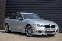 2014 BMW 3 SERIES 3.0 335D XDRIVE M SPORT 4d AUTO 309 BHP £17000.00
