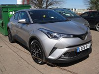 USED 2018 68 TOYOTA CHR 1.2 ICON 5d 114 BHP ANY PART EXCHANGE WELCOME, COUNTRY WIDE DELIVERY ARRANGED, HUGE SPEC