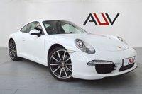 USED 2012 62 PORSCHE 911 MK 991 3.4 CARRERA PDK