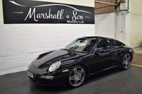 USED 2004 54 PORSCHE 911 3.8 CARRERA 2 S 2d 355 BHP STUNNING LOW MILEAGE EXAMPLE - SAT NAV - PASM - GENUINE TURBO ALLOYS - R/PDC - SPORTS CHRONO - SPORT SEATS