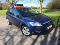 USED 2008 08 FORD FOCUS 1.6 STYLE 5d 100 BHP