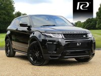 USED 2015 65 LAND ROVER RANGE ROVER EVOQUE 2.0 TD4 HSE DYNAMIC 3d AUTO 177 BHP