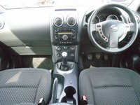 USED 2009 58 NISSAN QASHQAI 1.6 ACENTA 5d 113 BHP GUARANTEED TO BEAT ANY 'WE BUY ANY CAR' VALUATION ON YOUR PART EXCHANGE