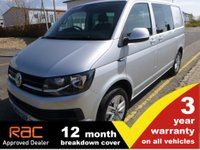 USED 2018 18 VOLKSWAGEN TRANSPORTER KOMBI T30 SWB Highline 204ps AUTO