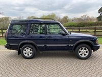 USED 2004 04 LAND ROVER DISCOVERY 2.5 PURSUIT S TD5 5d AUTO 136 BHP