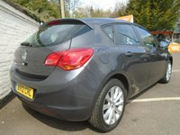 USED 2012 12 VAUXHALL ASTRA 1.4 ACTIVE 5d 98 BHP GUARANTEED TO BEAT ANY 'WE BUY ANY CAR' VALUATION ON YOUR PART EXCHANGE