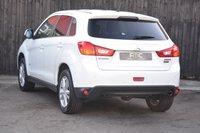 USED 2013 63 MITSUBISHI ASX 1.6 3 5d 115 BHP Full Mitsubishi Service History