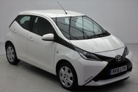 USED 2016 16 TOYOTA AYGO 1.0 VVT-I X-PLAY X-SHIFT 5d AUTO 69 BHP