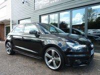 2014 AUDI A1 1.4 SPORTBACK TFSI BLACK EDITION 5d AUTO 138 BHP £13495.00