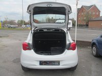 USED 2015 N VAUXHALL CORSA 1.4 ENERGY AC ECOFLEX 3d 89 BHP
