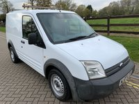 USED 2007 07 FORD TRANSIT CONNECT 1.8 T200 SWB 75 TDCI 1d 74 BHP