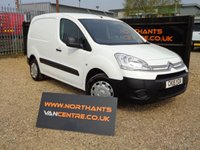 2015 CITROEN BERLINGO 1.6 625 ENTERPRISE L1 HDI 5d 75 BHP (NAV) *NO VAT* £6500.00
