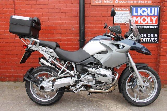 2004 54 BMW R1200GS