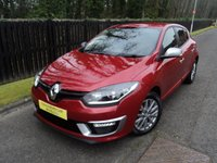 2014 RENAULT MEGANE Knight Edition Energy DCI SS £5488.00
