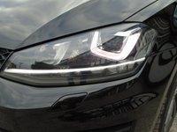 USED 2014 64 VOLKSWAGEN GOLF 2.0 GTD DSG 3d AUTO 182 BHP